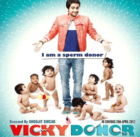 Vicky Donor Album Cover