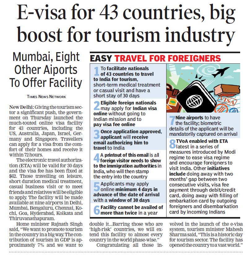 evisa for medical tourism