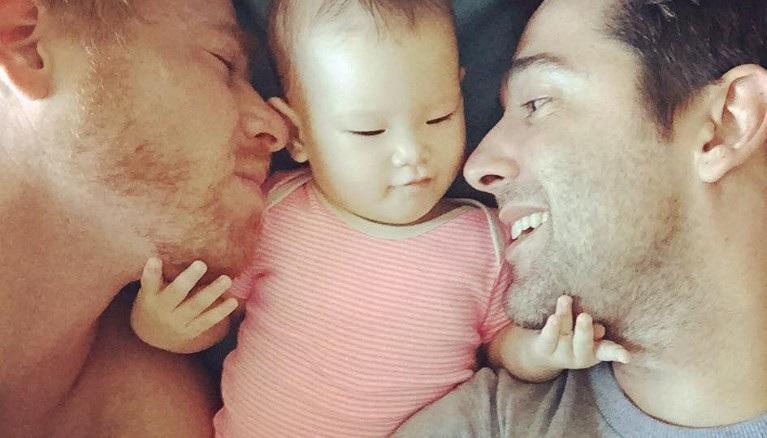 gay parent surrogacy
